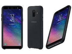 Samsung Galaxy A6, Galaxy A6+ की तस्वीरें आईं सामने, डिज़ाइन का हुआ खुलासा