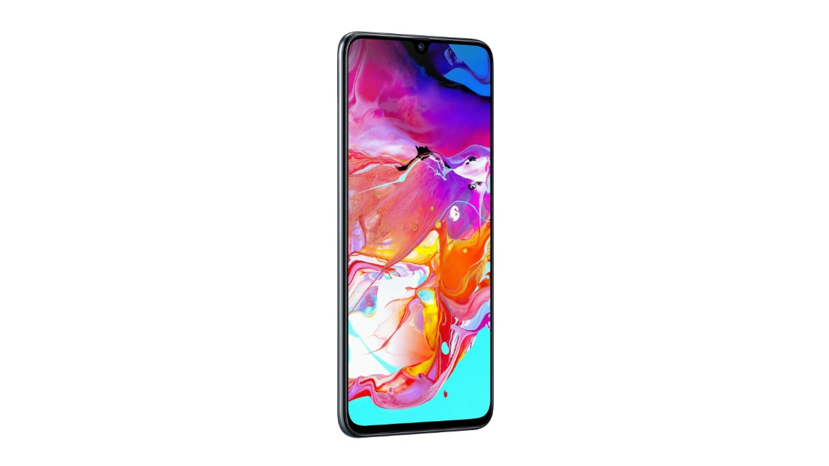 Samsung Galaxy A70 Starts Receiving New Update With July Android Security Patch, Night Mode
