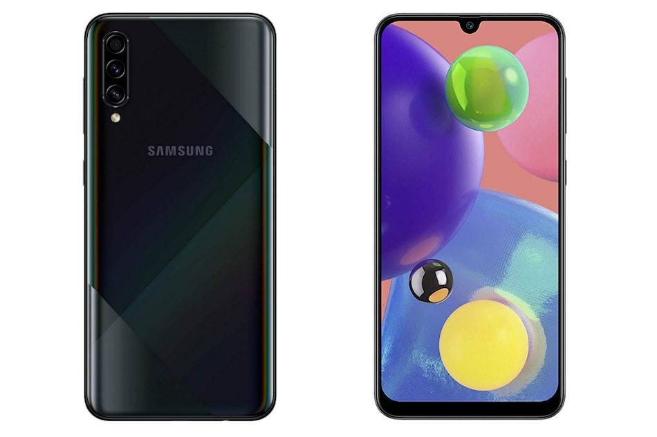 Samsung Galaxy A70s Starts Receiving Android 10 Update With One UI 2.0 in India: Report