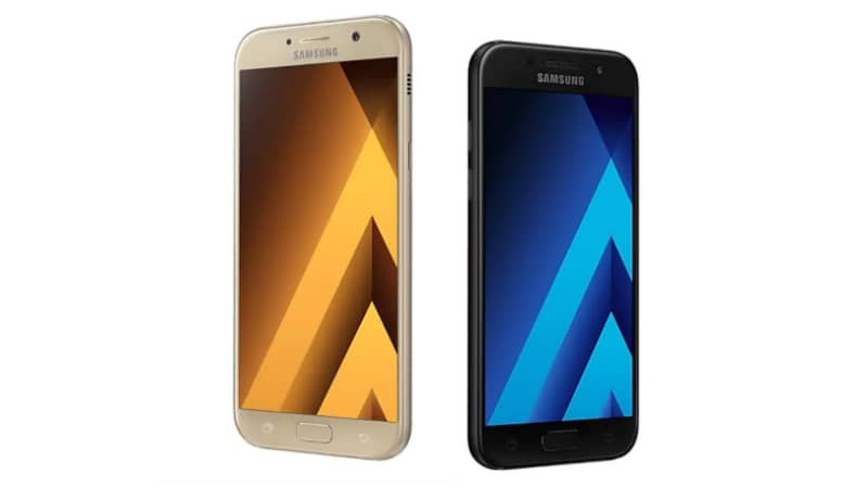 Samsung Galaxy A3 (2017), Galaxy A7 (2017) Start Receiving December 2018 Android Security Patch
