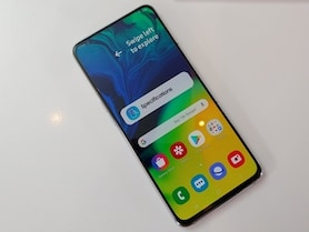 Samsung Galaxy A80 Price in India, Specifications