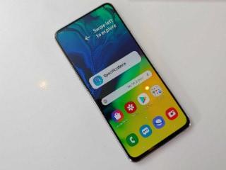 Samsung Galaxy A80 हुआ भारत में लॉन्च, स्नैपड्रैगन 730जी प्रोसेसर और रोटेटिंग कैमरा है इसमें