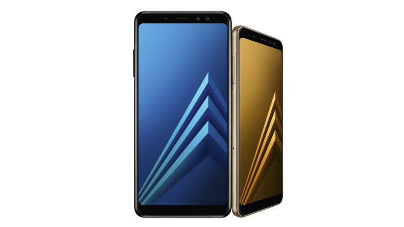 Samsung Galaxy A8 (2018), Galaxy A8+ (2018) With Infinity Display, Dual Selfie Cameras Launched