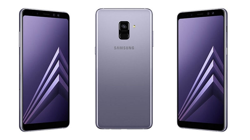 Samsung Galaxy A8+ (2018) With 6GB RAM, Dual Selfie Cameras Launched in India: Price, Specifications