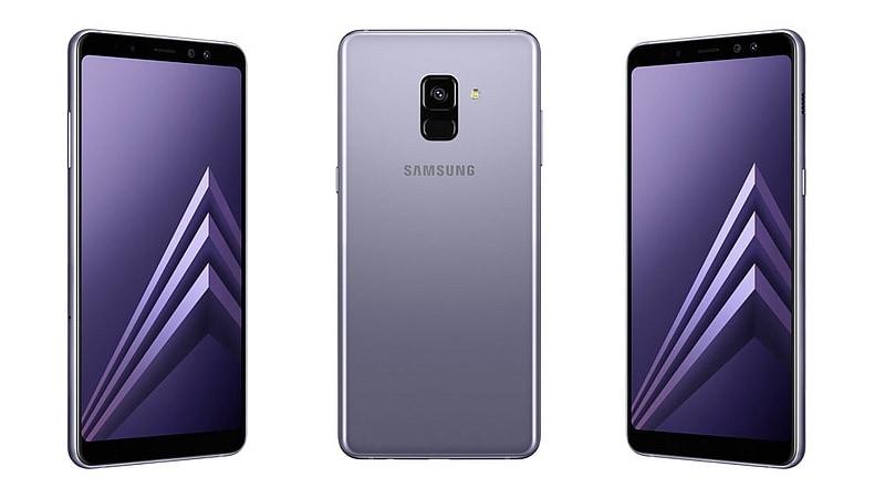 Samsung Galaxy A8+ (2018) के टॉप पांच फ़ीचर
