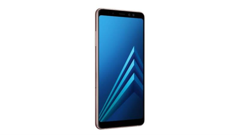 Samsung Galaxy A8+ (2018) 'Coming Soon' to Amazon India