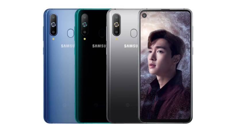 Samsung Galaxy A8s Price Revealed as It Goes Up for Pre-Orders