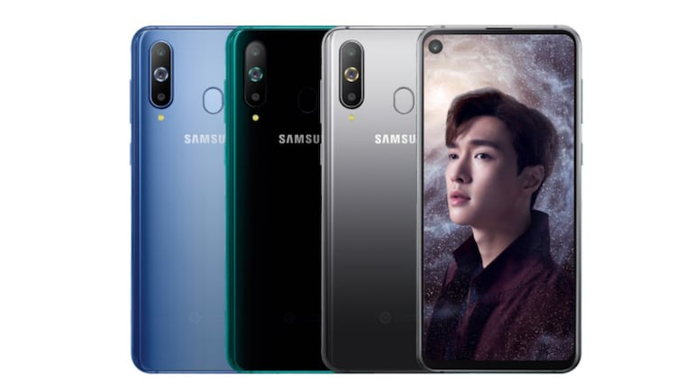 Samsung Galaxy A60 Aka Galaxy A8s Lite Tipped To Launch In