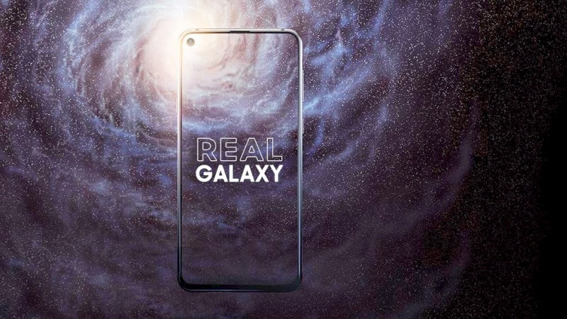 Samsung Galaxy A8s Launch Set for Today, How to Watch Live Stream