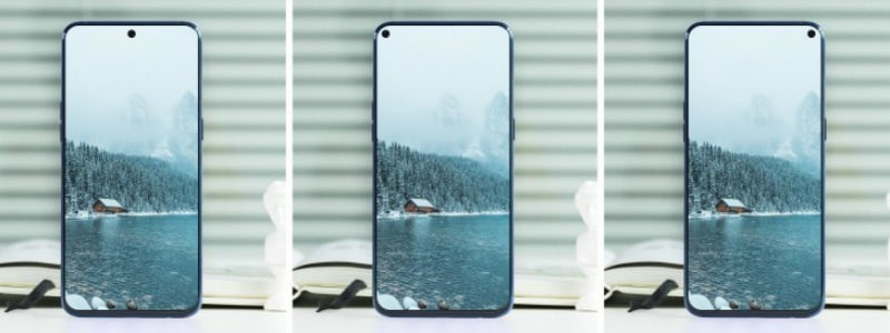 samsung galaxy a8s renders sammobile Samsung Galaxy A8s