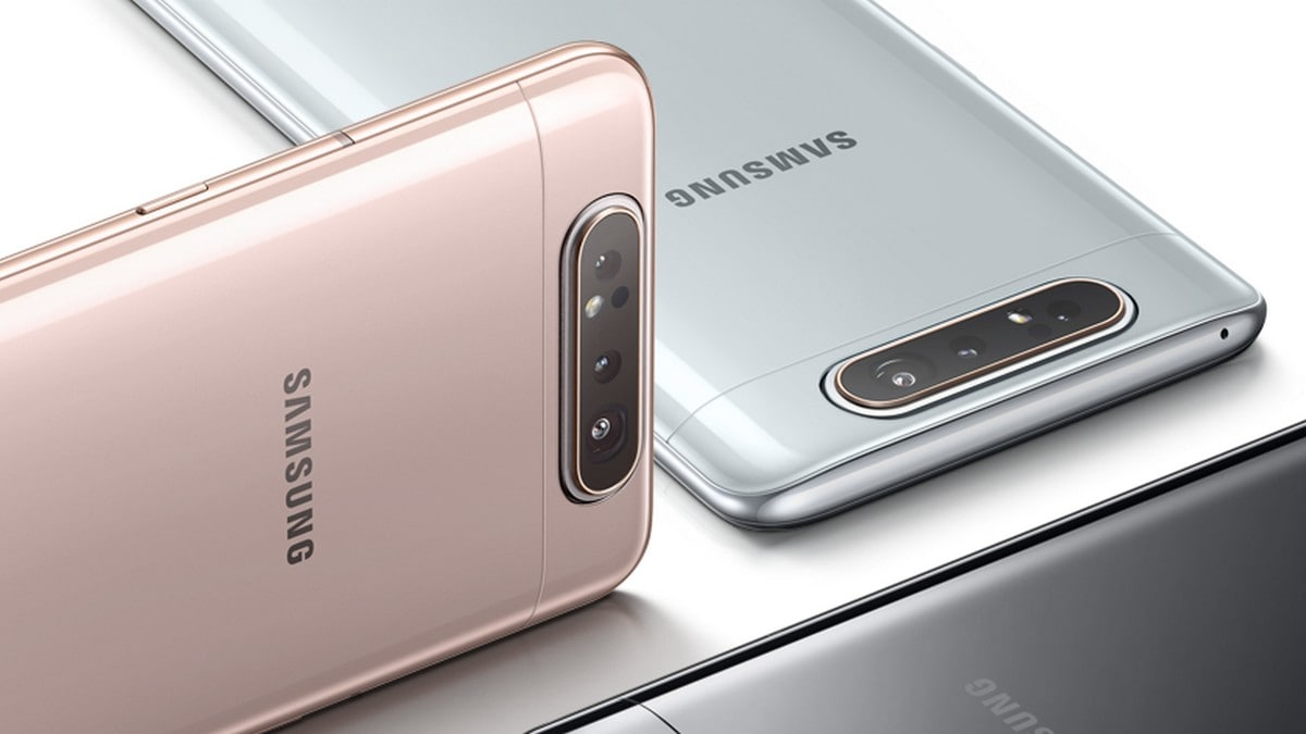 Samsung Galaxy A90 May Debut With a New Name Under Galaxy R Series, 5G Support and Camera Details Tipped