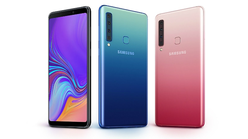 Samsung Galaxy A9 (2018) India Launch Set for November 20, Price Tipped to Be Around Rs. 35,000