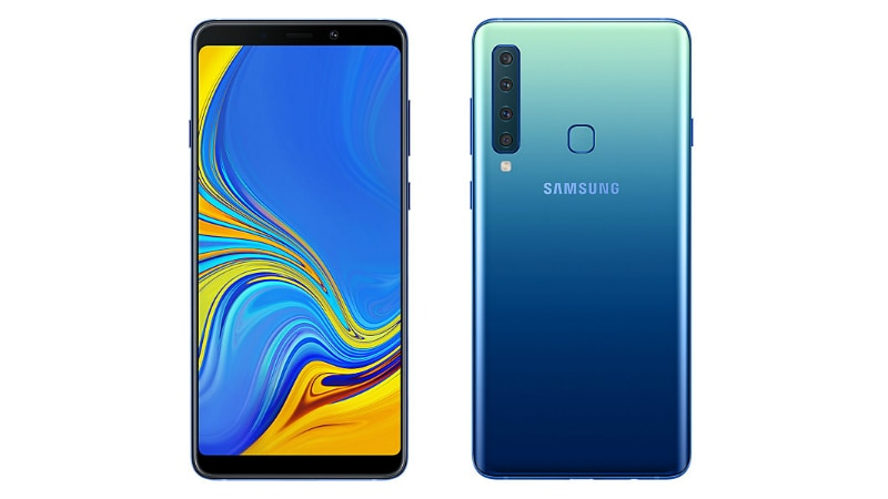 62e3f57bbc2 Samsung Galaxy A9 (2018) to Go on Sale for First Time in India Today   Price