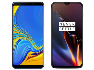 Samsung Galaxy A9 (2018) vs OnePlus 6T: Price, Specifications Compared