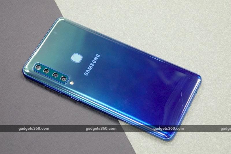 আরও সস্তা হল চারটি রিয়ার ক্যামেরার Samsung Galaxy A9 (2018)