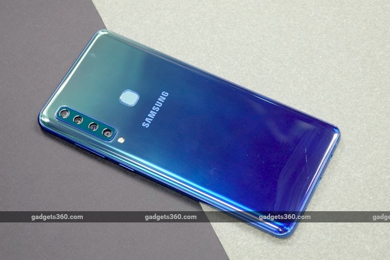 Samsung Galaxy A9 (2018) Price in India Cut Again, Now Starts at Rs. 30,990