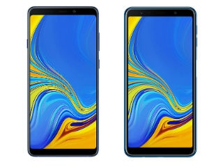 Samsung Galaxy A9 (2018) vs Galaxy A7 (2018): Price in India, Specifications Compared