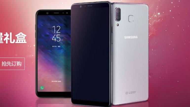 Samsung Galaxy A9 Star, Galaxy A9 Star Lite हुए लॉन्च
