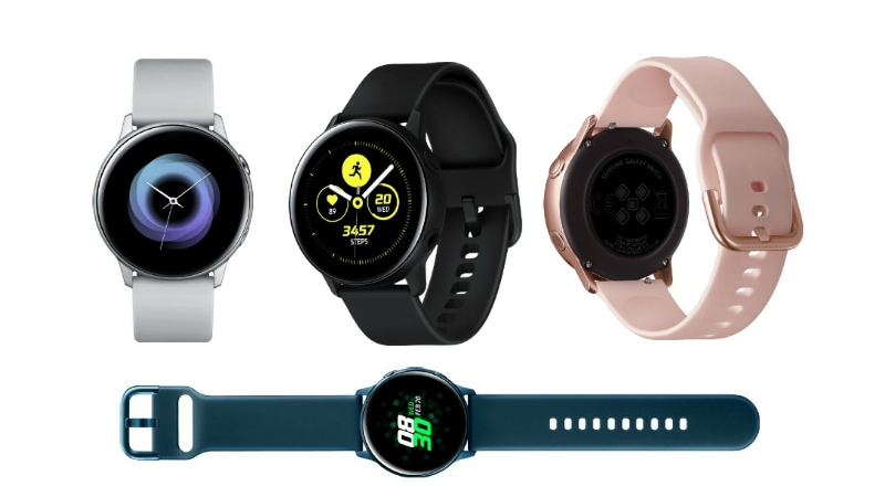 samsung galaxy active renders winfuture Samsung Galaxy Watch Active