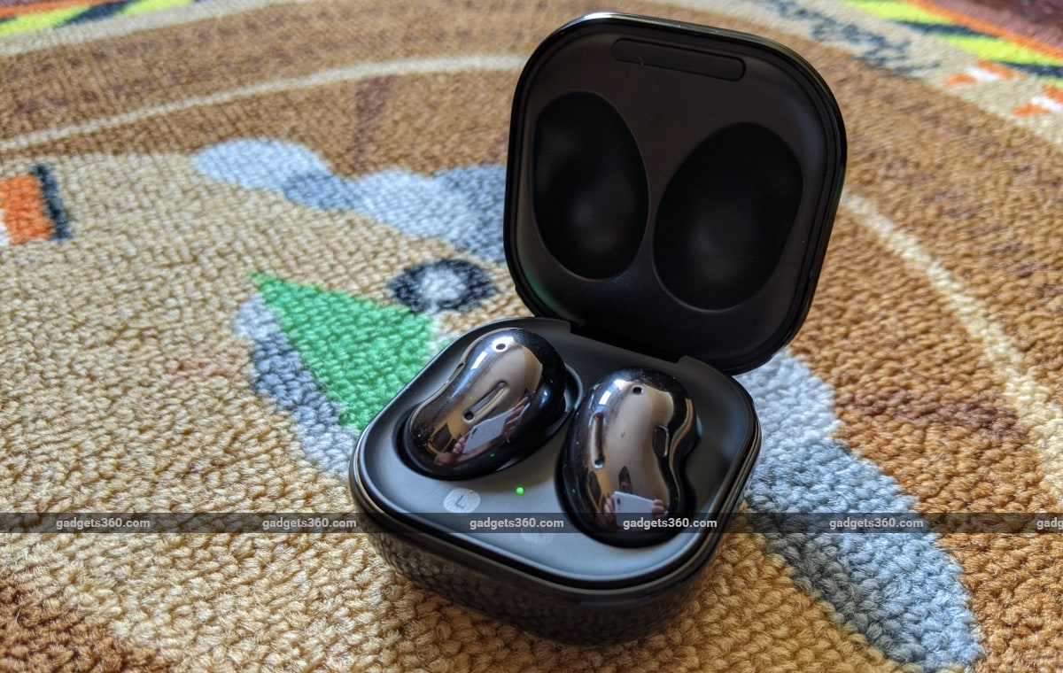 samsung galaxy buds live review open case Samsung Samsung Galaxy Buds Live