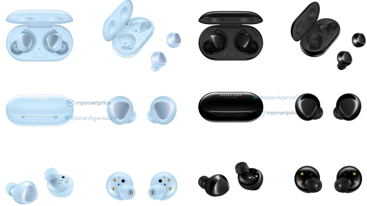 Samsung Galaxy Buds+ App Listed on App Store, Leak Reveals Key Specifications and Upgrades