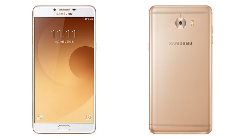 Samsung Galaxy C9 Pro With 6GB RAM Launched in India: Price, Release Date, Specifications, and More