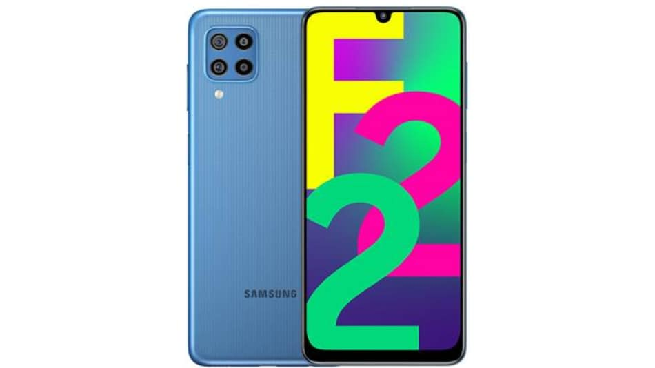 Samsung Galaxy F22 With 6,000mAh Battery, 48-Megapixel Primary Camera Launched in India: Price, Specifications