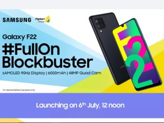 Samsung Galaxy F22 India Launch Today: Expected Price, Specifications