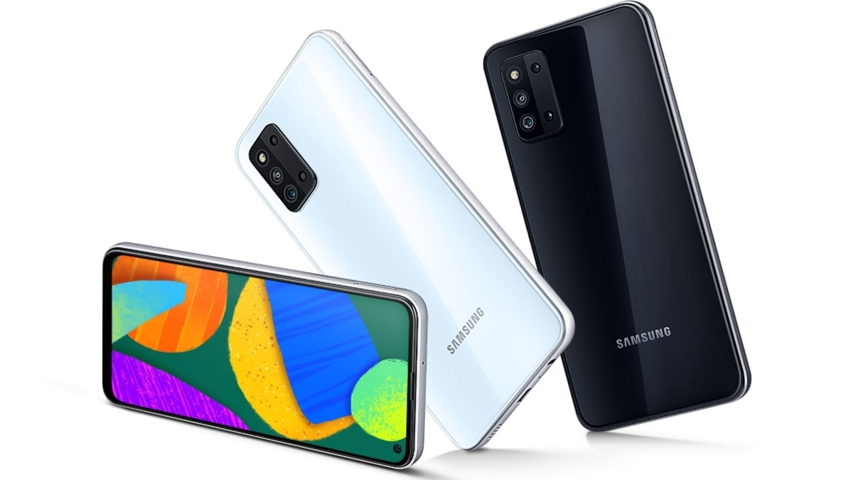 Samsung Galaxy F52 5G With 120Hz Display, Snapdragon 750G SoC Launched