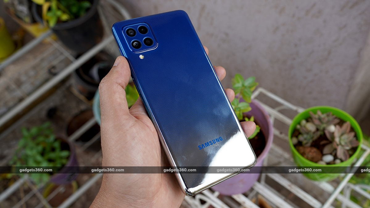 samsung galaxy f62 first impressions back aa