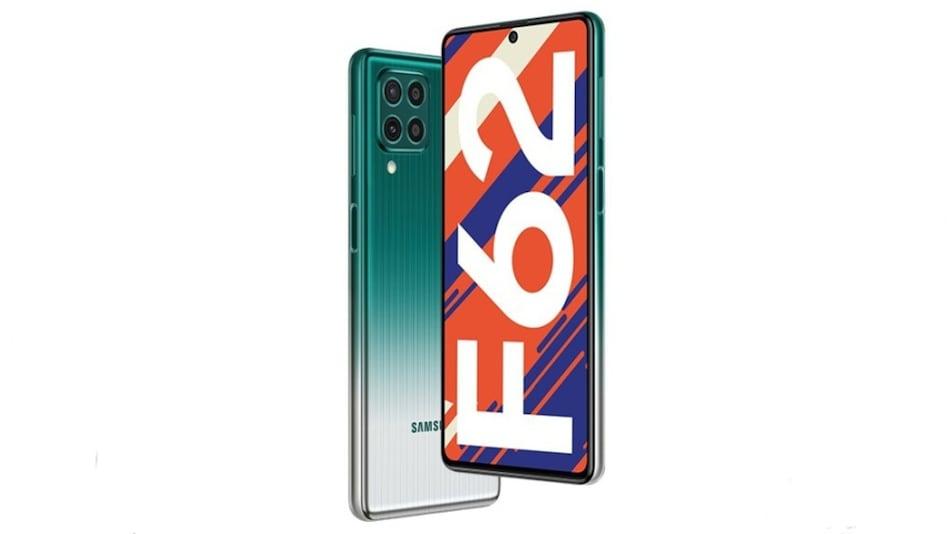 7,000mah बैटरी वाला नॉन चाइनीज फोन Samsung Galaxy F62 फोन Rs 2 हजार हुआ सस्ता, जल्दी करें