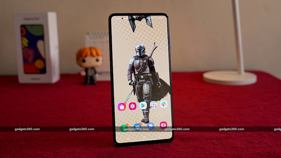 Samsung Galaxy F62 Review: End of the Line for the Galaxy M51?