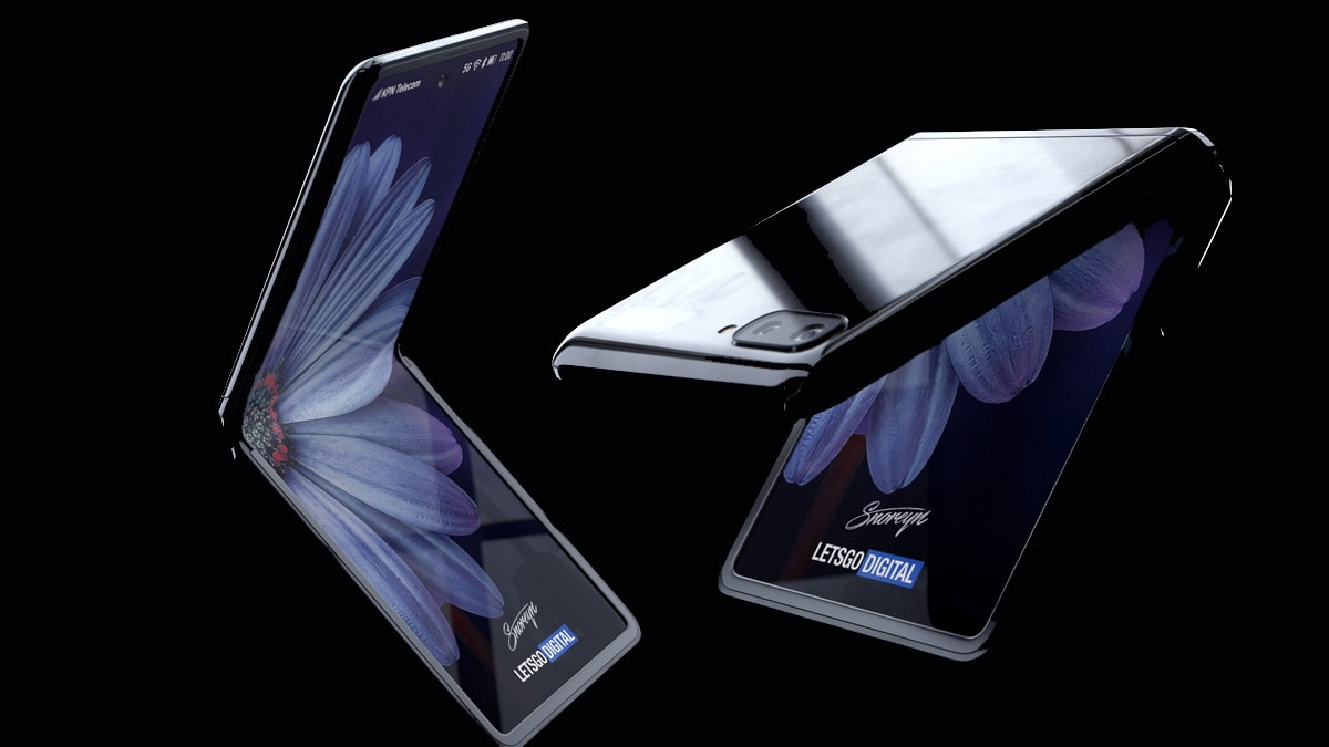 Samsung Galaxy Z Flip 3D Renders Visualise What It Could Look Like, Pops Up on China's 3C Certification Site