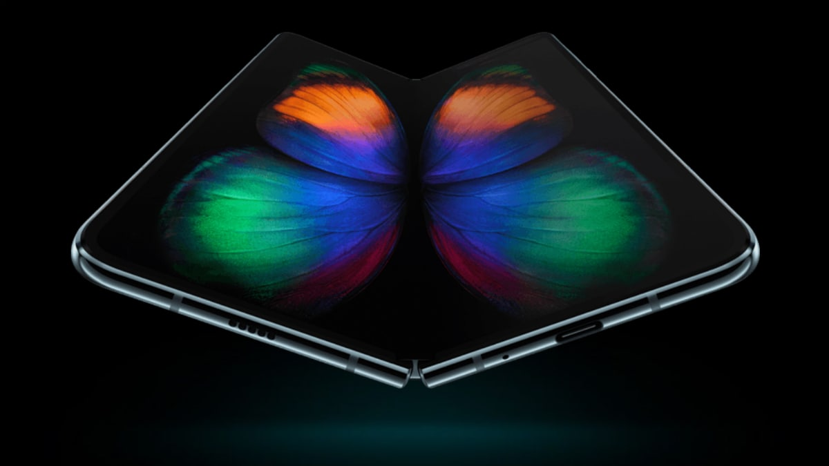 Samsung Galaxy Fold Dismantled to Showcase Its Display Hinge, Major Components Enabling Foldable Design