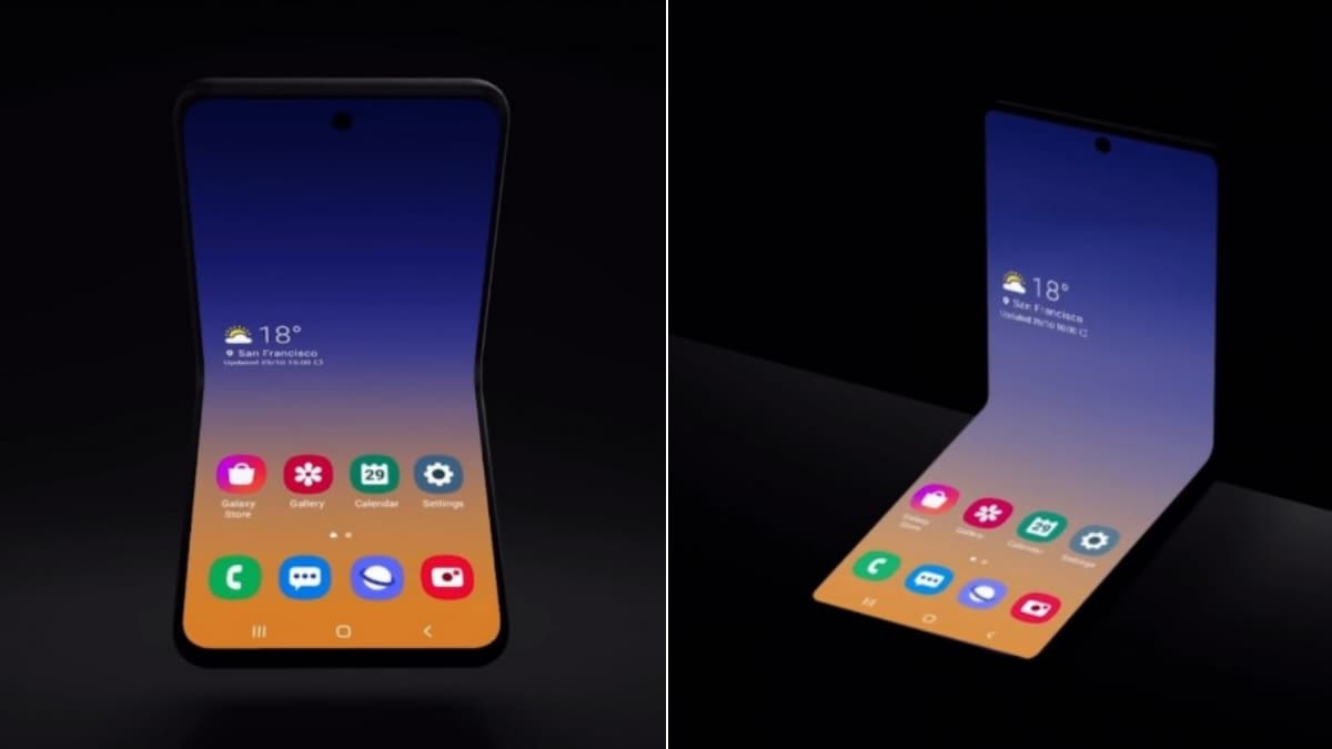 Samsung Foldable Phone With Clamshell Design May Just Have Been Spotted in a Support Page Listing