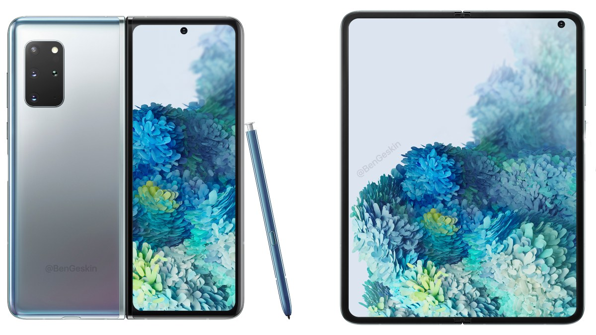 Samsung Galaxy Z Fold 2 Launch Confirmed for Galaxy Unpacked Event on August 5