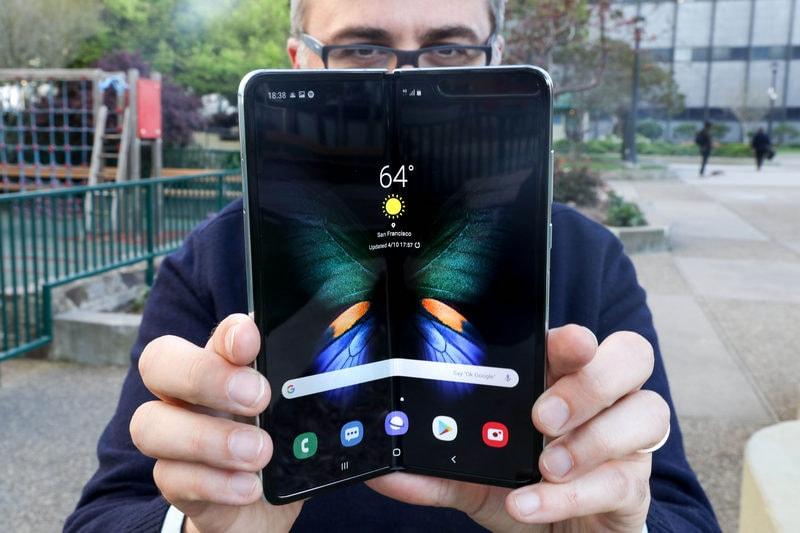 samsung galaxy fold 2 wp full Samsung