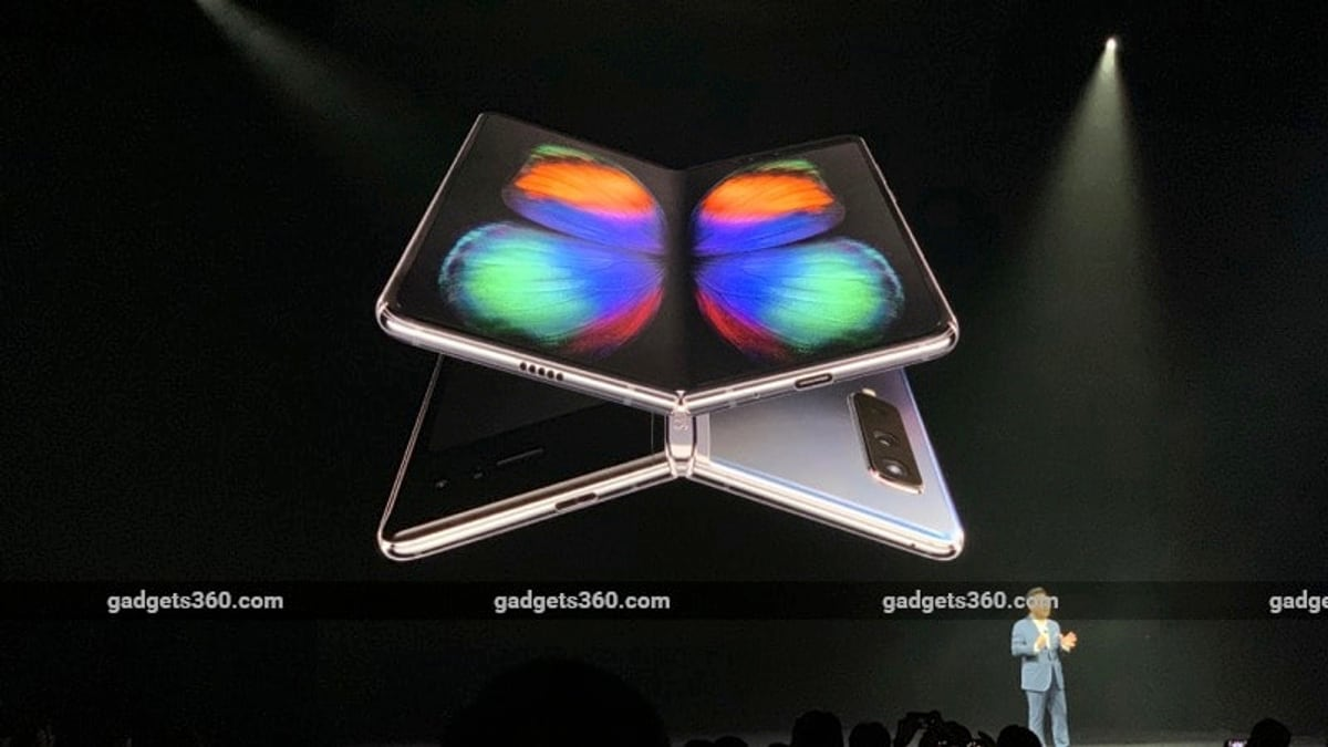 Samsung Galaxy Fold 'Ready to Hit the Market, Most Issues Resolved', Executive Confirms