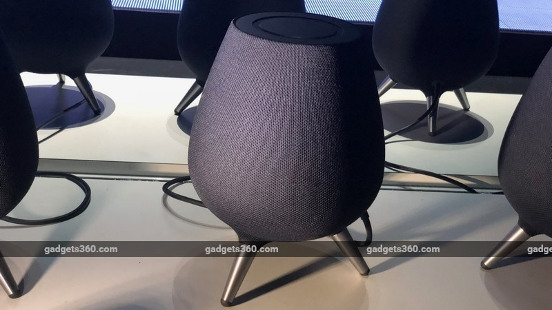 Samsung Galaxy Home Smart Speaker Unveiled as Apple HomePod Competitor