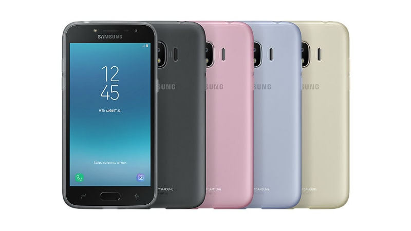 Samsung Galaxy J2 (2018) Listed on Official Site Ahead of Launch