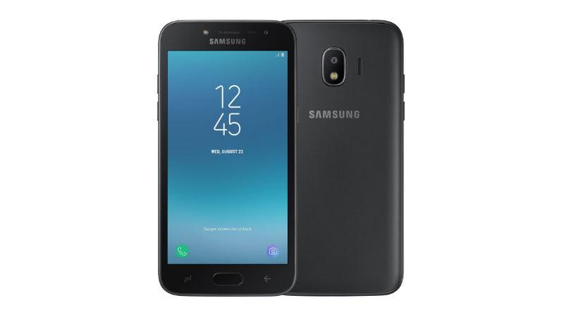 Samsung Galaxy J2 (2018) कीमत व स्पेसिफिकेशन के साथ ऑनलाइन लिस्ट