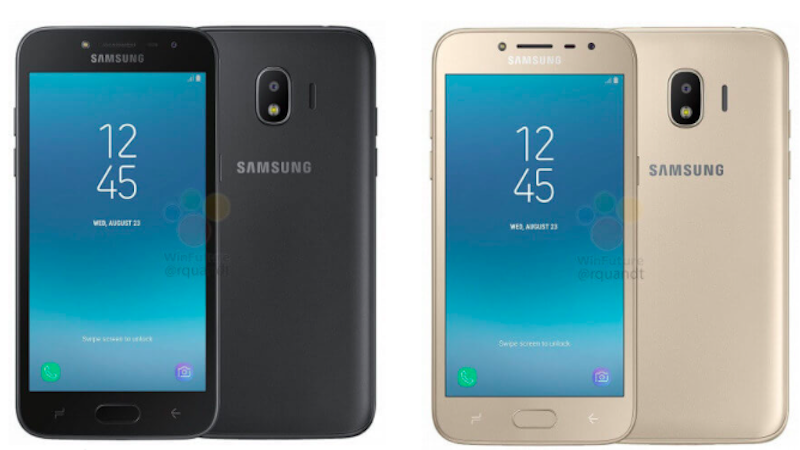 Samsung Galaxy J2 (2018) Price, Specifications, and Design Leaked