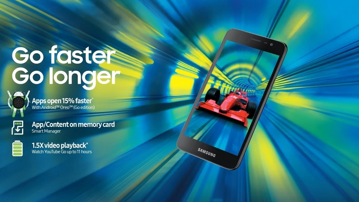 Samsung Galaxy J2 Core 2020 With 16GB Storage, Android Go Edition Launched in India: Price, Specifications