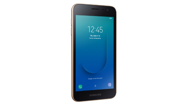 Samsung Galaxy J2 Core Android Go Smartphone Announced in India: Specifications