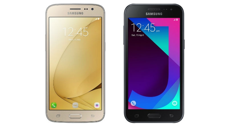 Samsung Galaxy J2 Pro Galaxy J2 2017 Price In India Slashed