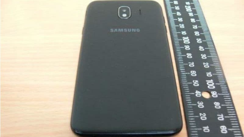 Samsung Galaxy J4 Surfaces on Official Support Pages, Live Images Leak