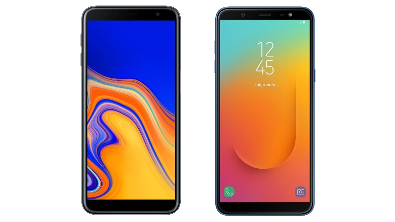 Samsung Galaxy J6+, Galaxy J8 Price Cut in India, Now Start at Rs. 14,490