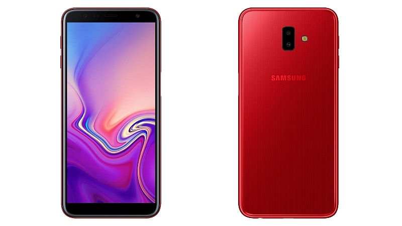 Samsung Galaxy J4+, Galaxy J6+ Launched in India: Price, Specifications, Release Date
