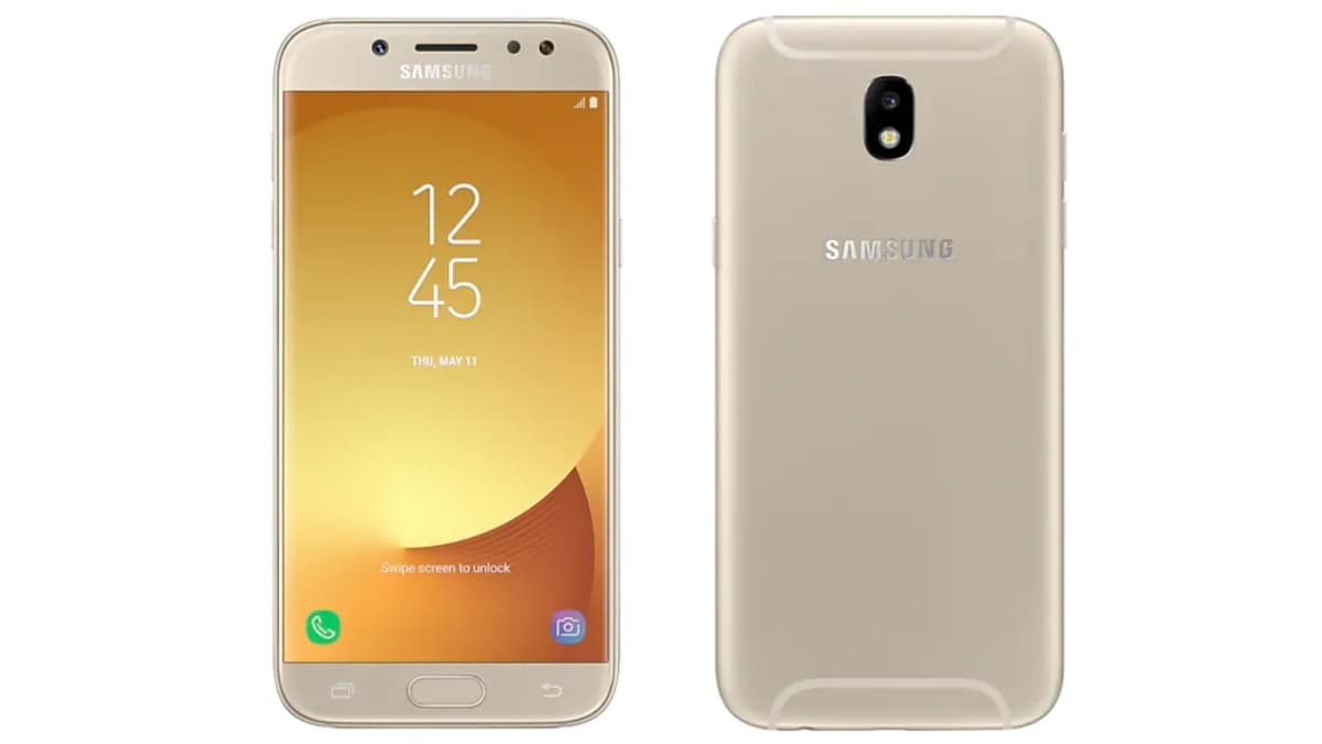 Samsung Galaxy J5 (2017) Reportedly Starts Receiving Android Pie Update With August Security Patch