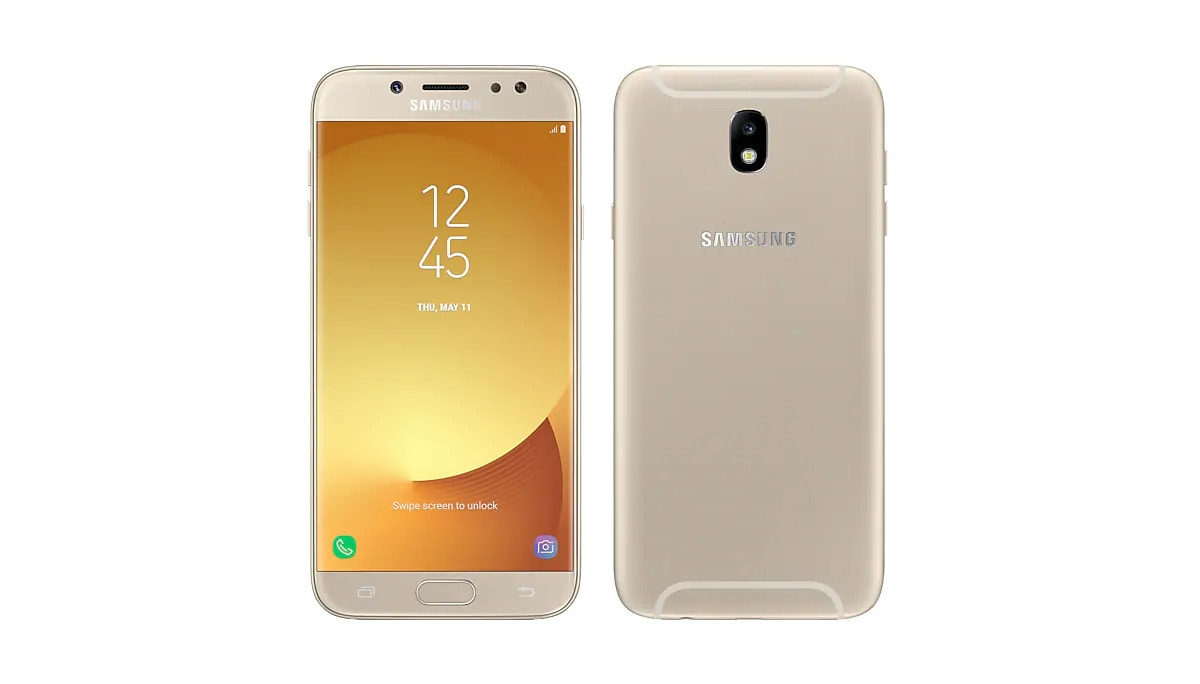 Samsung Galaxy J7 (2017) Starts Receiving Android 9 Pie Update With One UI 1.1: Report
